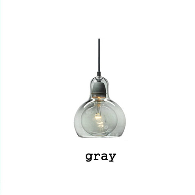 Glass Loft Pendant Lamp - Best Goodie Shop