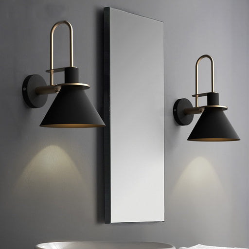 Nordic Wall Bedside Lamp - Best Goodie Shop