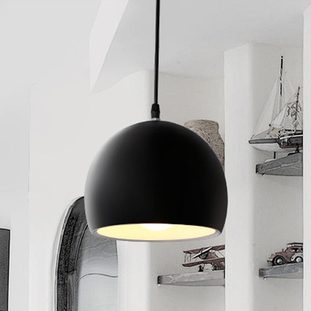 Black & White Lampshade - Best Goodie Shop