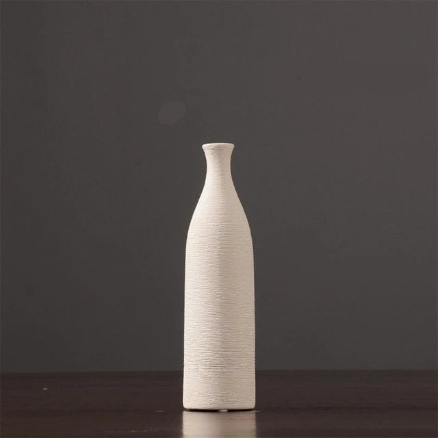 Nordic Ceramic Vase - Best Goodie Shop