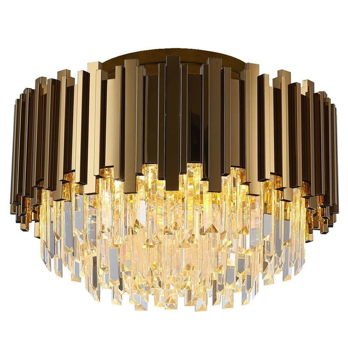 Gold Ceiling Chandelier - Best Goodie Shop