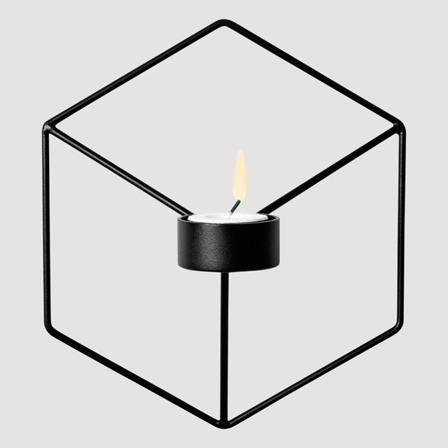 Nordic Wall Candle Holder - Best Goodie Shop