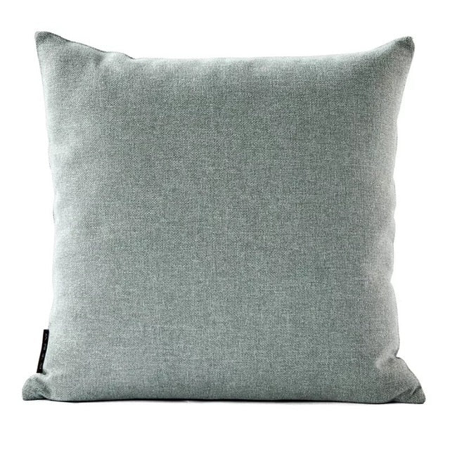 Nordic Cotton Cushion Cover