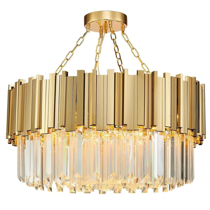 Round Luxury Chandelier - Best Goodie Shop