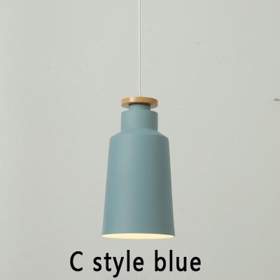 Large Shade Pendant Light - Best Goodie Shop