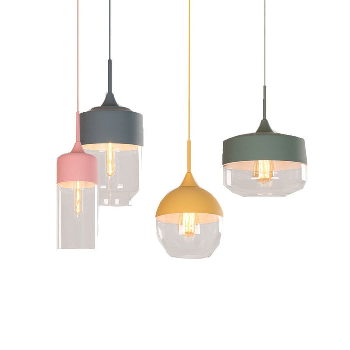 Modern Loft Glass Pendant - Best Goodie Shop
