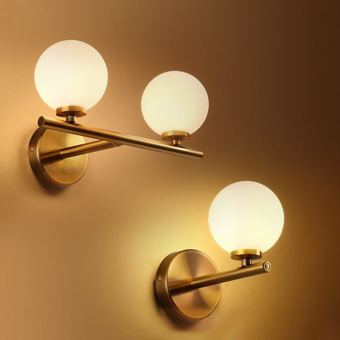 Ball Wall Lamp - Best Goodie Shop