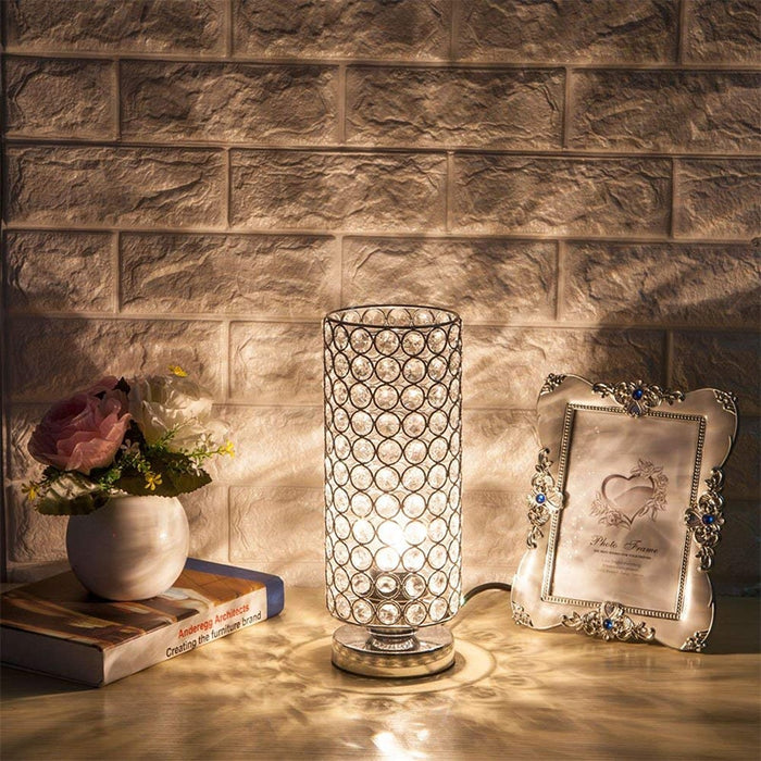 Modern Glass Table Lamp - Best Goodie Shop