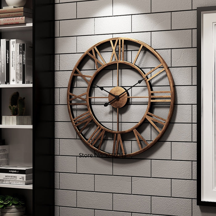 Manhattan Wall Clock - Best Goodie Shop