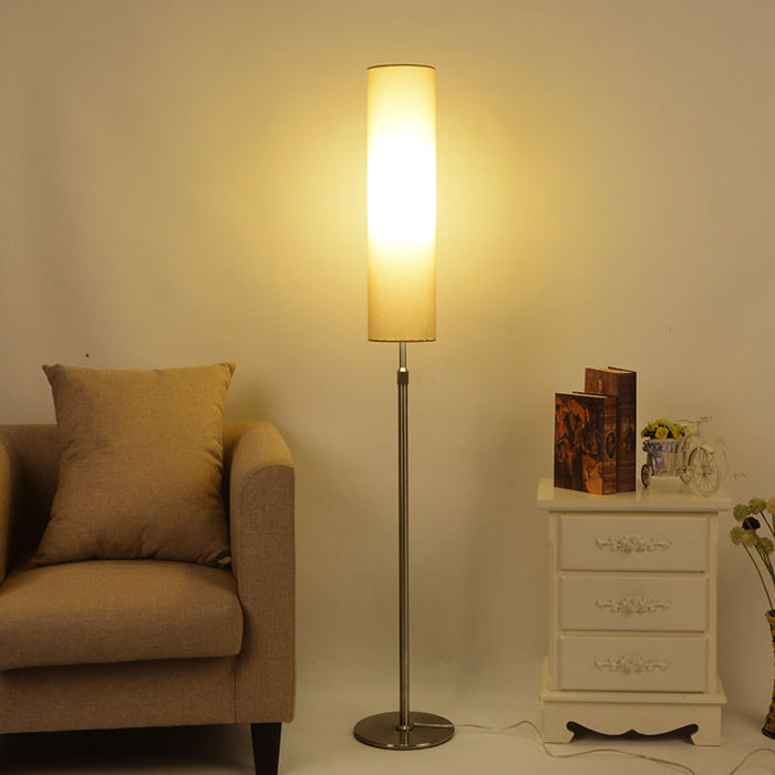 Stainless Steel Body Floor Lamp - Best Goodie Shop