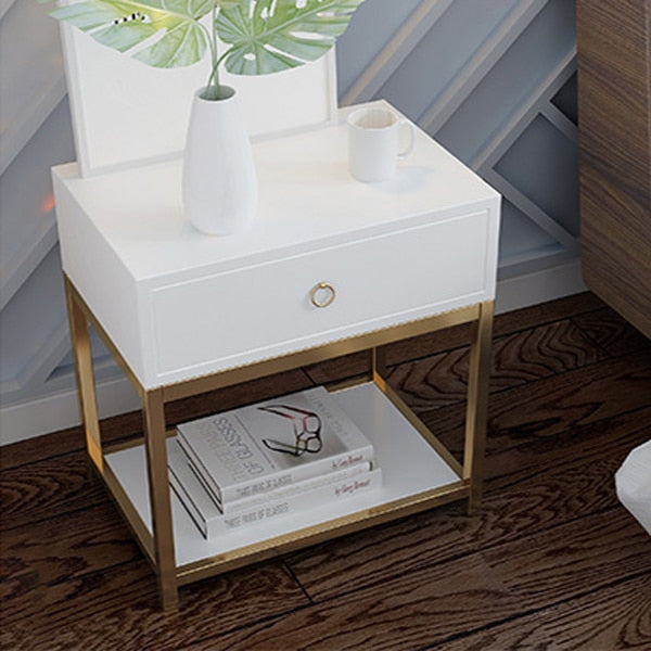 Coffee End Bedside Table - Best Goodie Shop