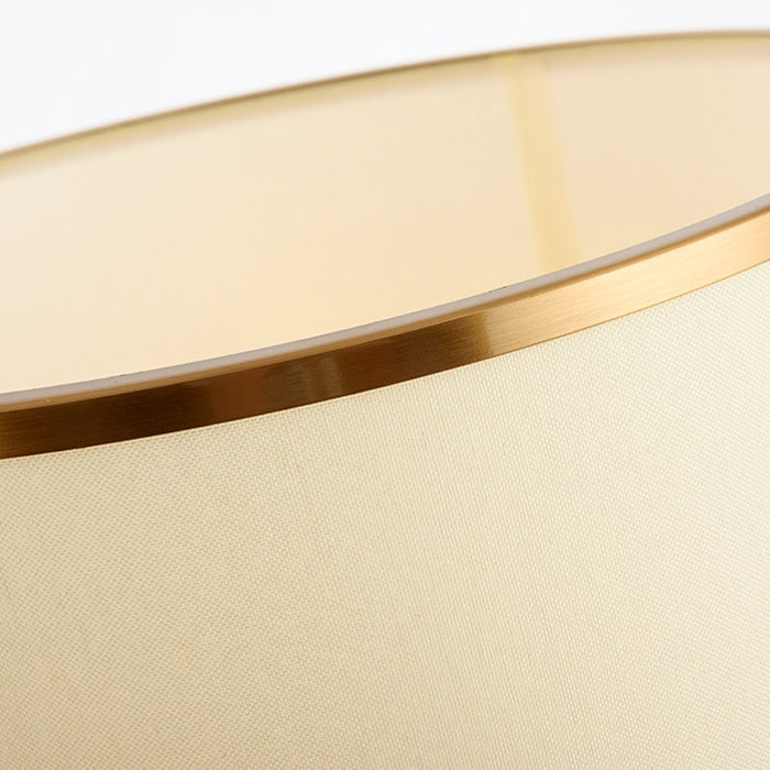 Brushed Gold Table Lamp - Best Goodie Shop