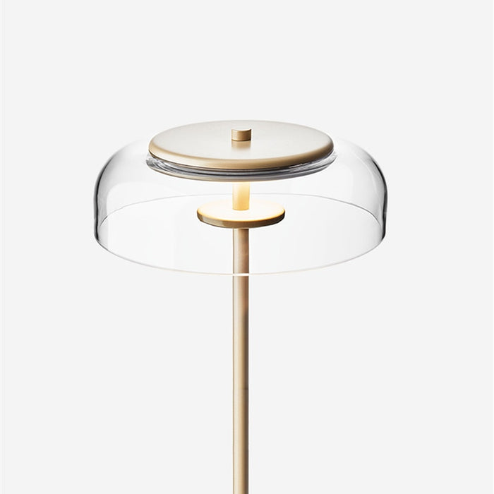 Bowl Glass Table Lamp - Best Goodie Shop