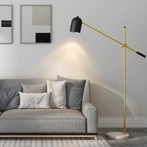 Gold Marble Floor Lamp - Best Goodie Shop