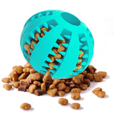 Extra-tough Rubber Ball Of Food for Dogs