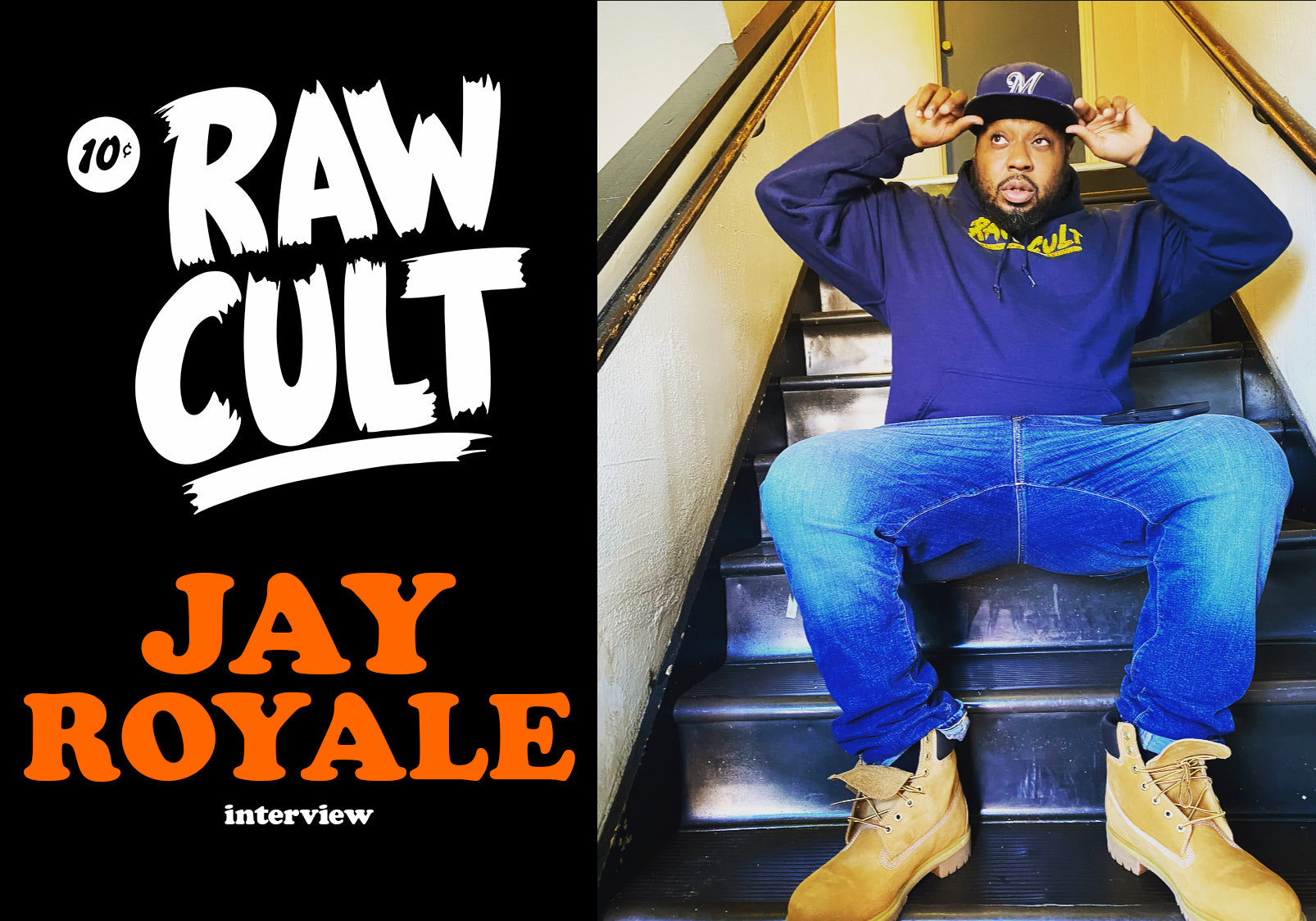 Jay Royale Interview | East Baltimore's Finest