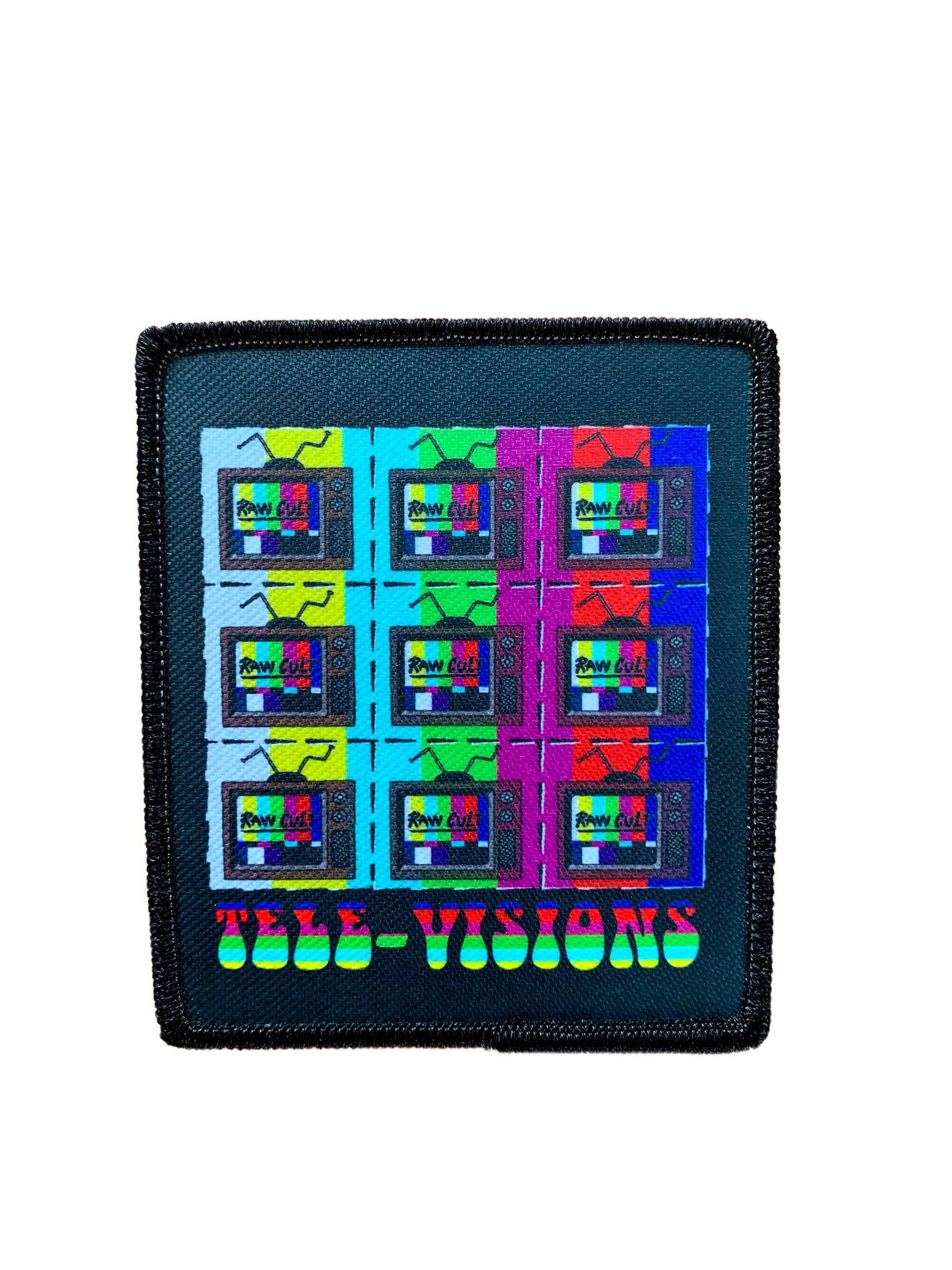 Tele-Visions LSD patch