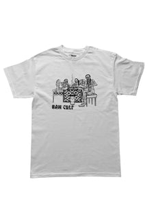 Opium Smokers white t-shirt