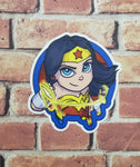"LIMITED EDITION 3"" Wonder Woman- Sticker"