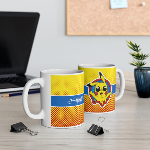 Pika - Spotlight Series - 11oz Coffee Mug
