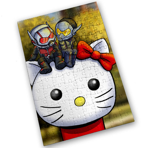 Antman & Wasp - 120 Piece Jigsaw Puzzle