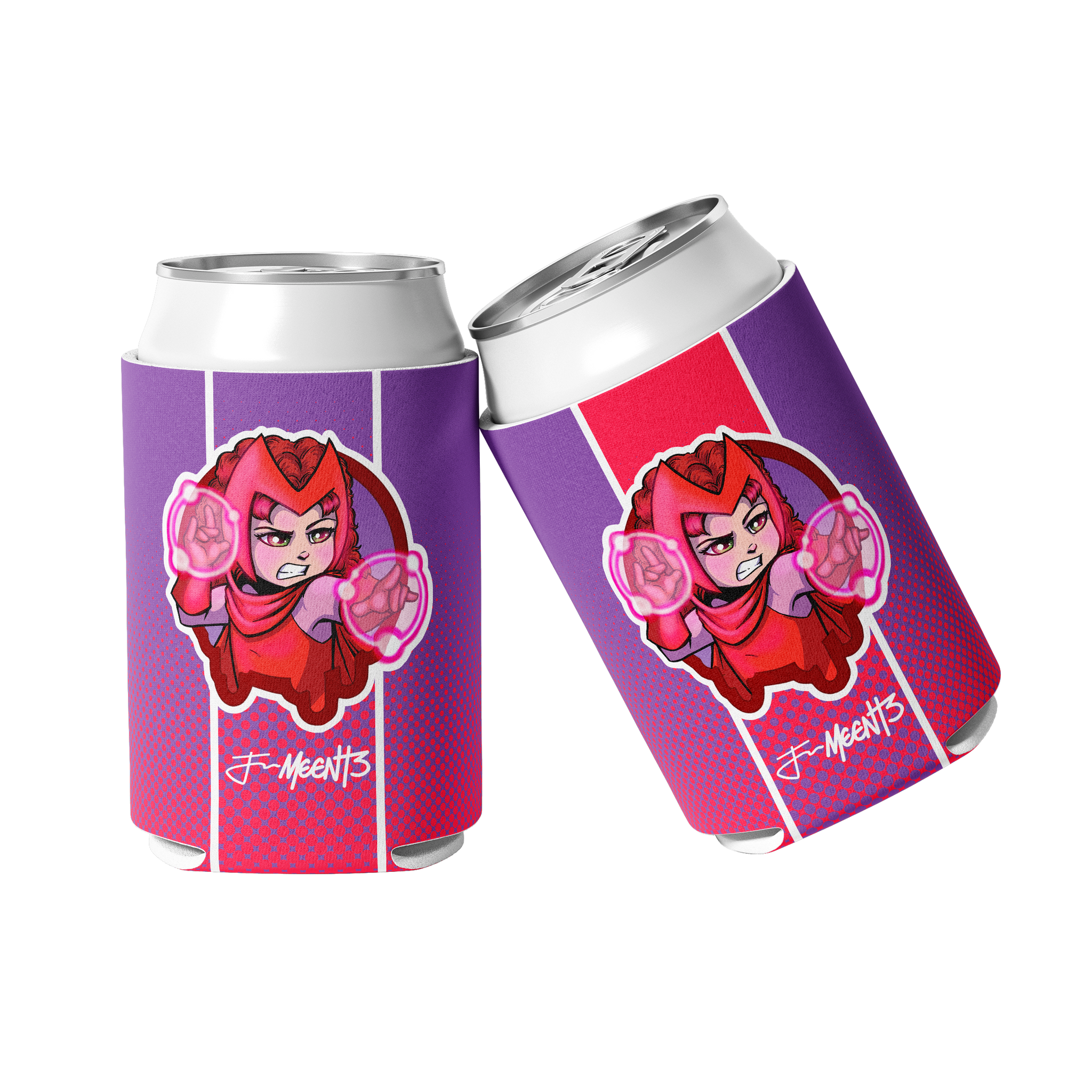 Wanda - Spotlight Series - Can Koozie