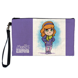 Daphne - Character - Large Pencil/Device Bag