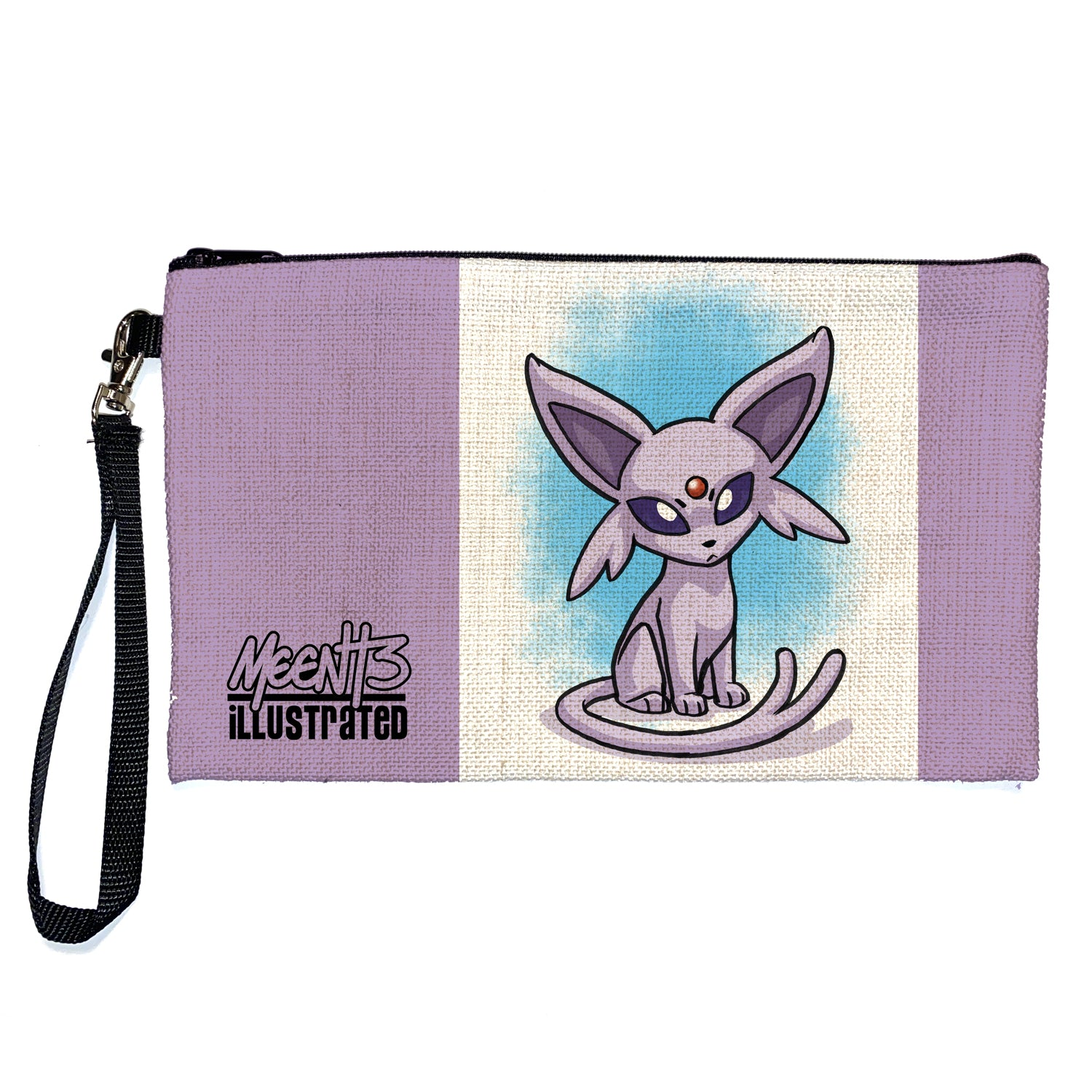 Espeon - Character - Large Pencil/Device Bag