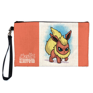 Flareon - Character - Large Pencil/Device Bag