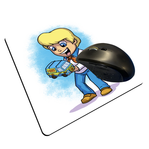 "Fred - Custom ""Thin"" Mouse Pad"