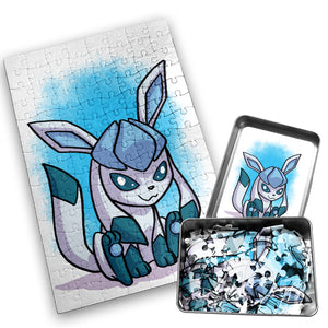 Glaceon - Character - 120 Piece Jigsaw Puzzle