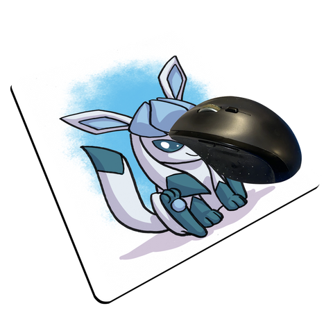 "Glaceon - Custom ""Thin"" Mouse Pad"