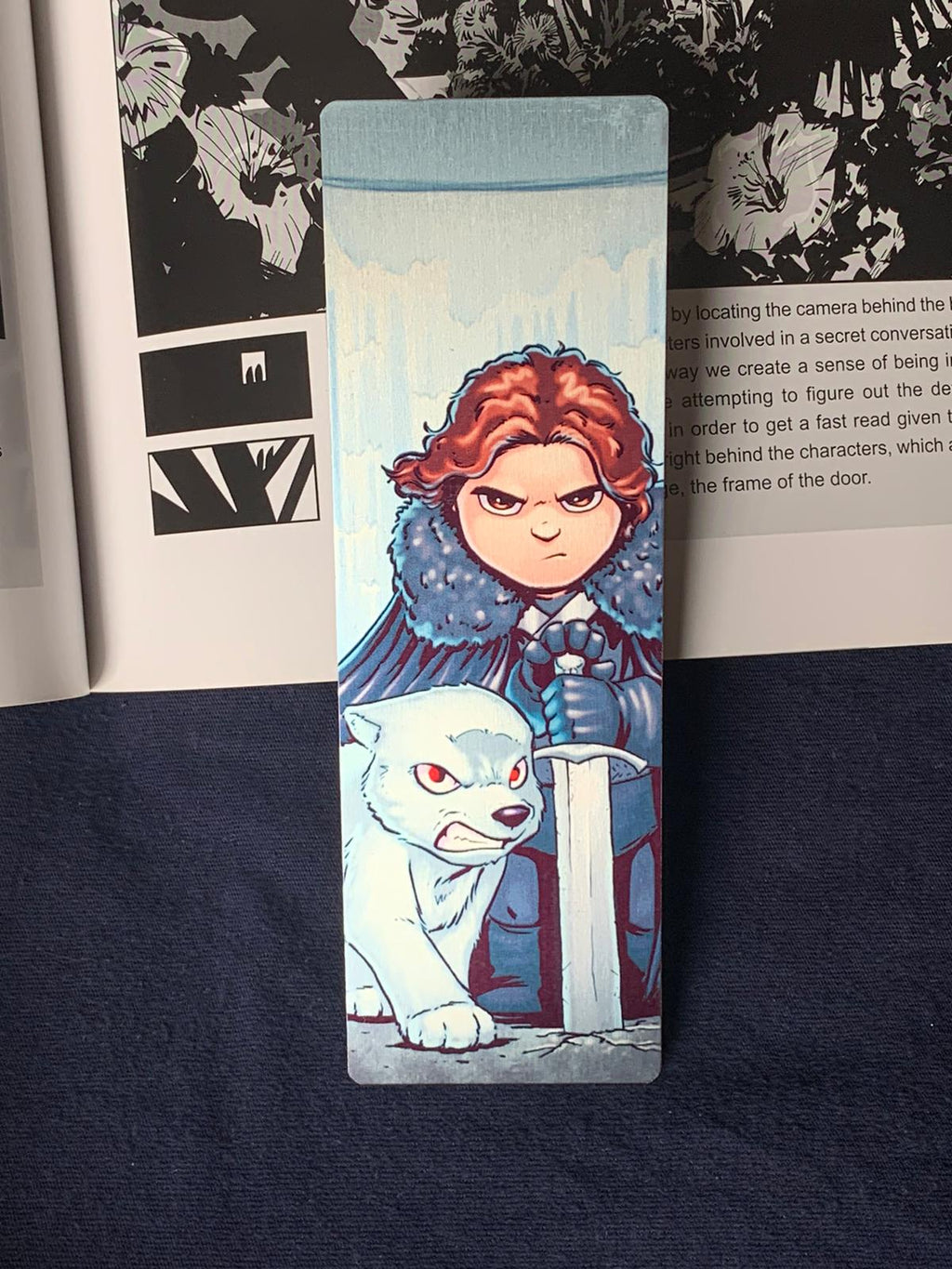 Jon Snow- Bookmark