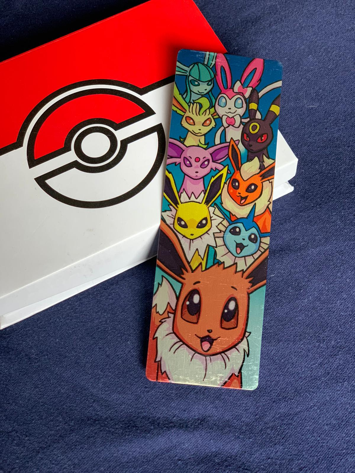 Eeveelutions- Bookmark