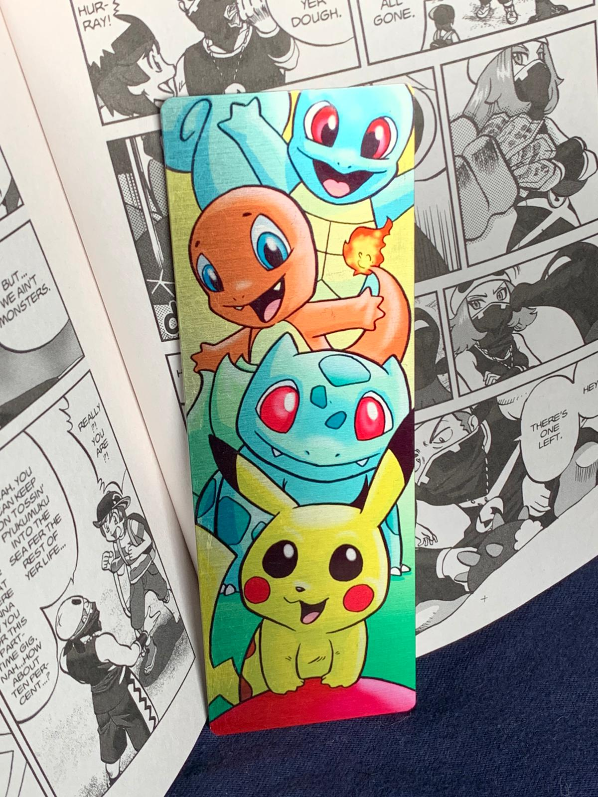 Pokemon- Bookmark