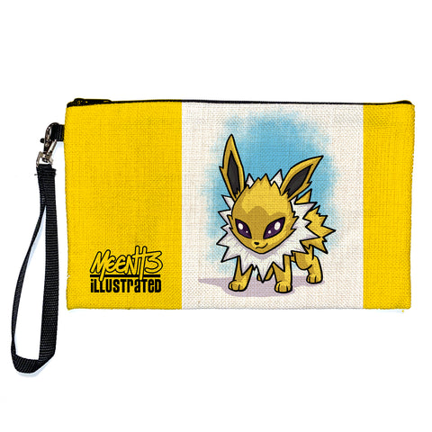 Jolteon - Character - Large Pencil/Device Bag