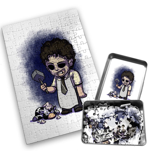 Leatherface - Character - 120 Piece Jigsaw Puzzle