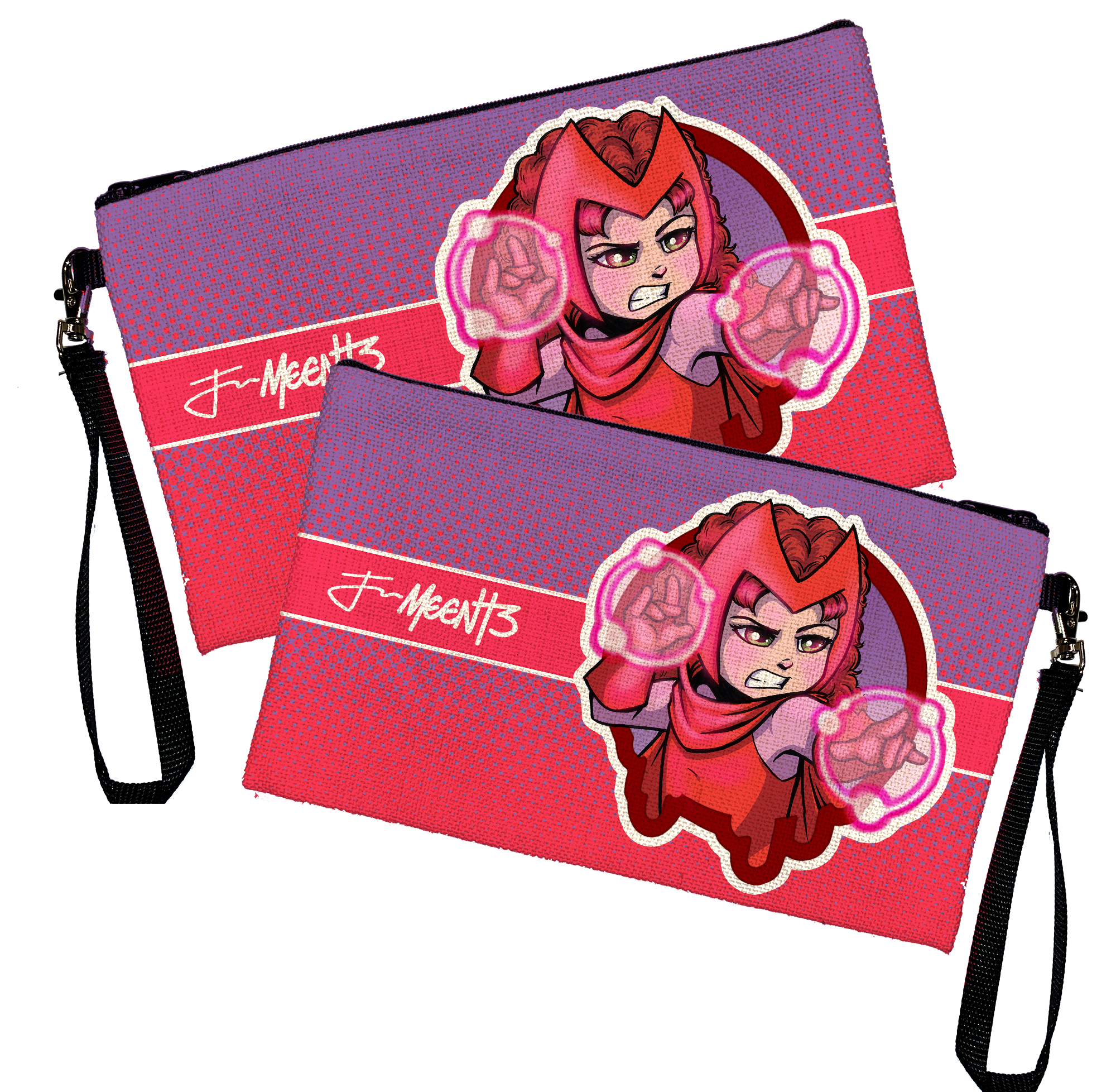 Wanda - Spotlight Series - Large Pencil/Device Bag