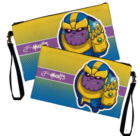 Thanos - Spotlight Series - Large Pencil/Device Bag