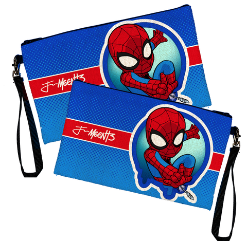Spidey - Spotlight Series - Large Pencil/Device Bag