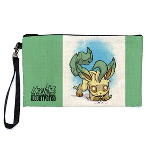 Leafeon - Character - Large Pencil/Device Bag