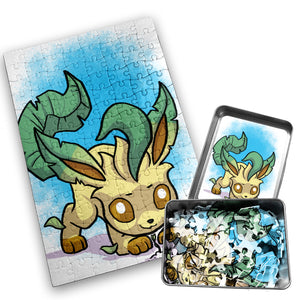 Leafeon - Character - 120 Piece Jigsaw Puzzle