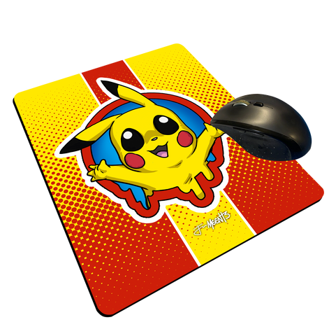 "Pika - Spotlight Series - ""Thin"" Mouse Pad"