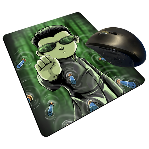 "Neo - Custom Graphic ""Thin"" Mouse Pad"