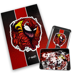 Carnage - Spotlight Series - 120 Piece Jigsaw Puzzle