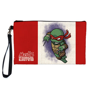 Raph - Character - Large Pencil/Device Bag