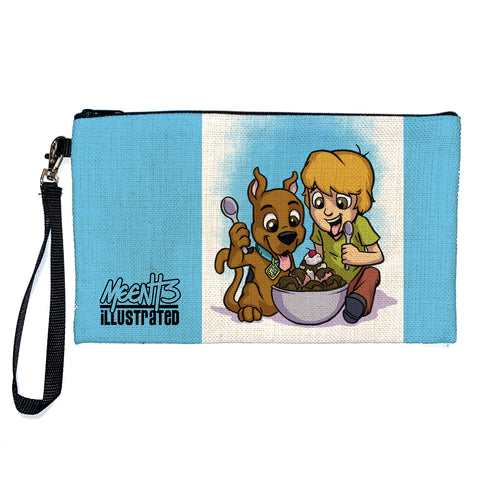 Shag and scooby - Character - Large Pencil/Device Bag