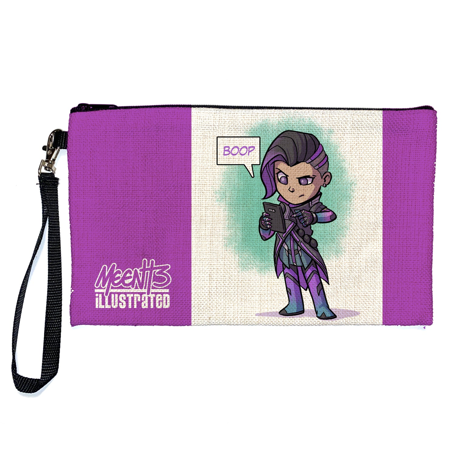 Sombra - Character - Large Pencil/Device Bag