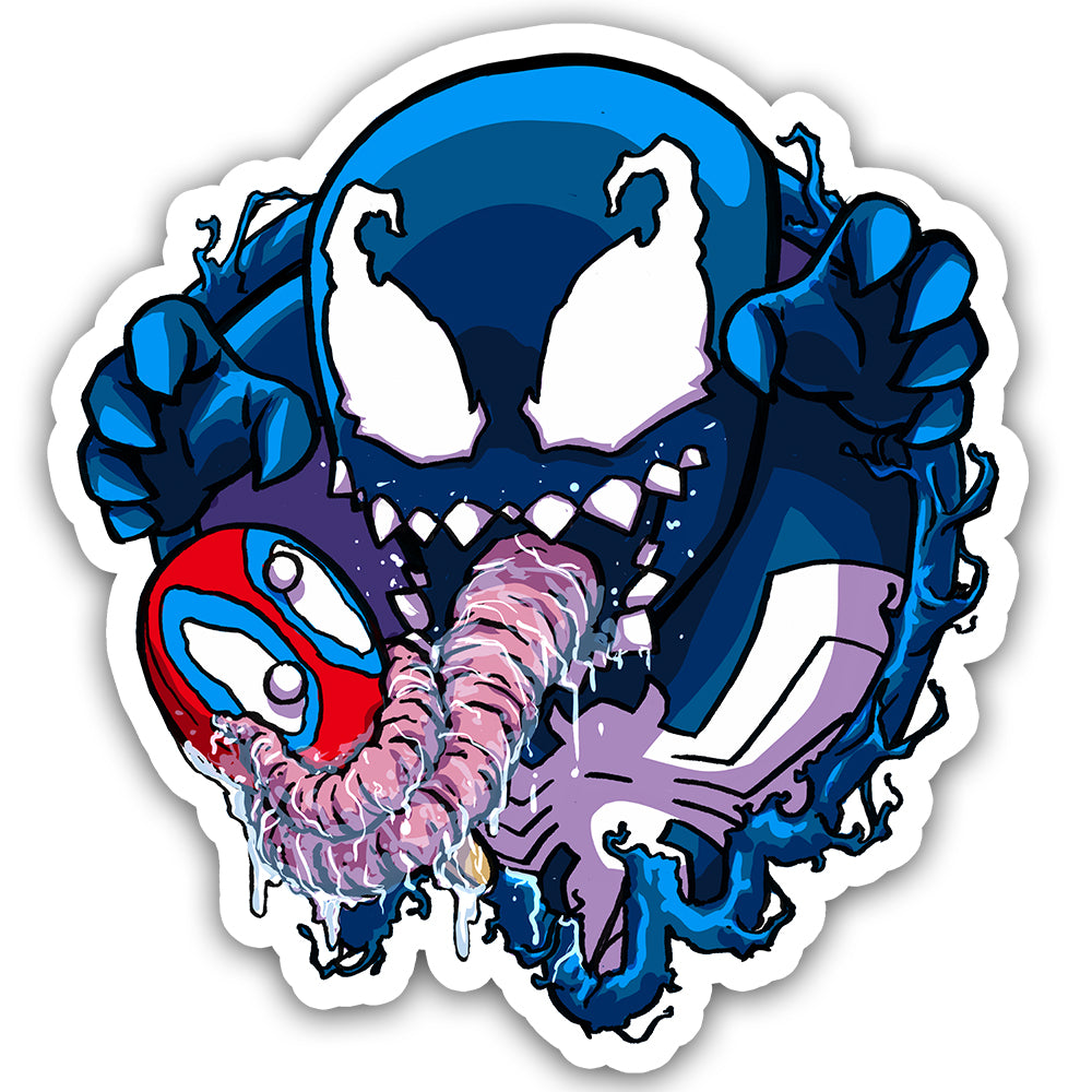 "Venom - Spotlight Series - Small 2"" Sticker"