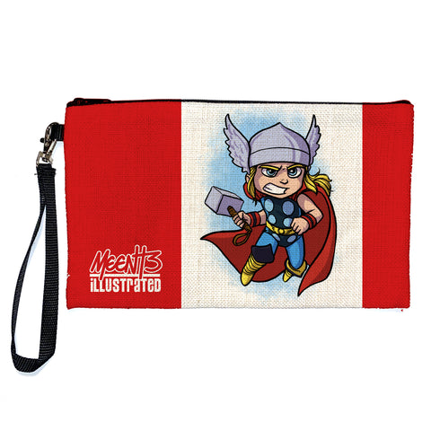 Thor - Character - Large Pencil/Device Bag